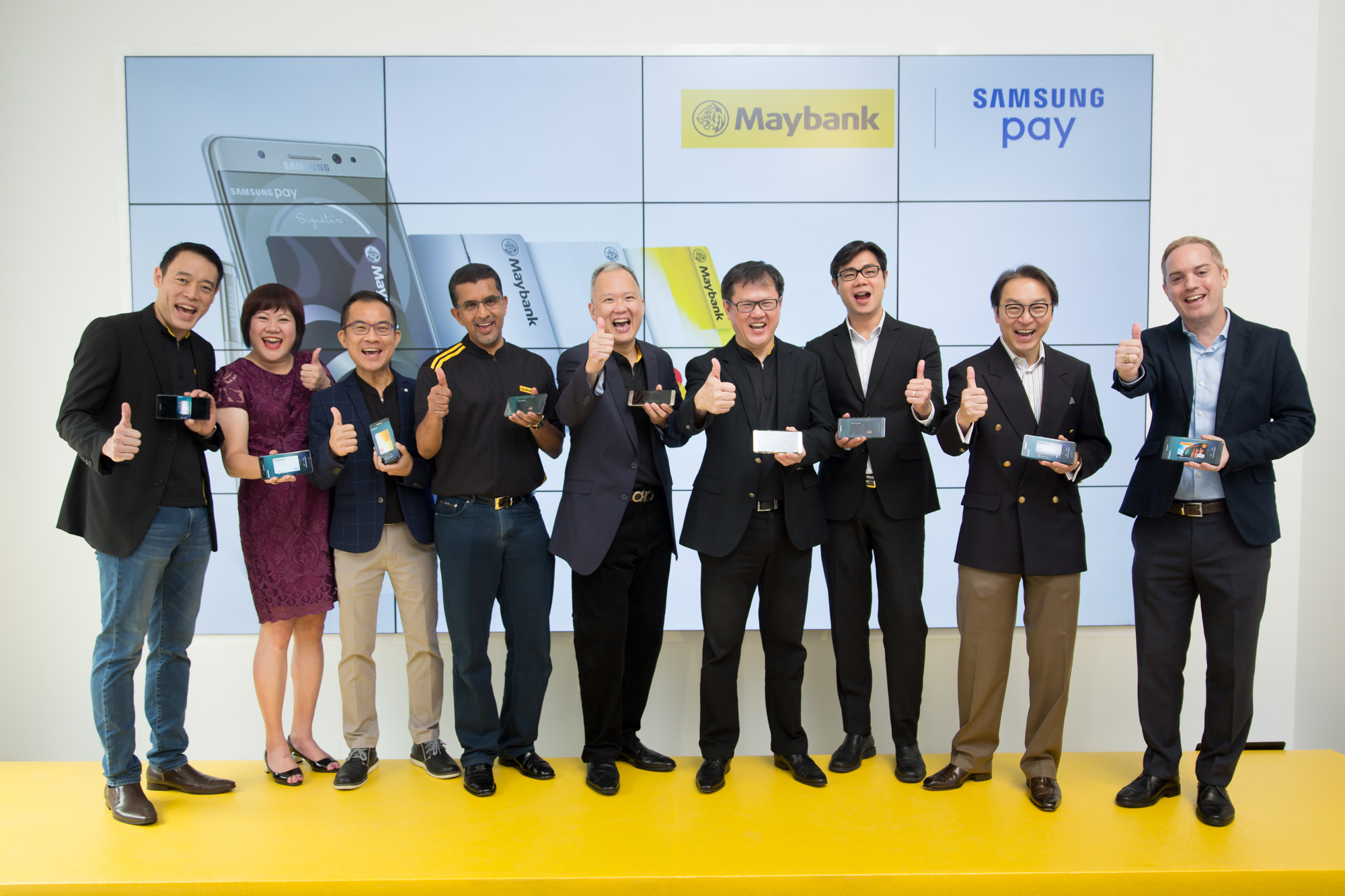 Maybank Samsung Pay Mobile Wallet Is Finally Here!