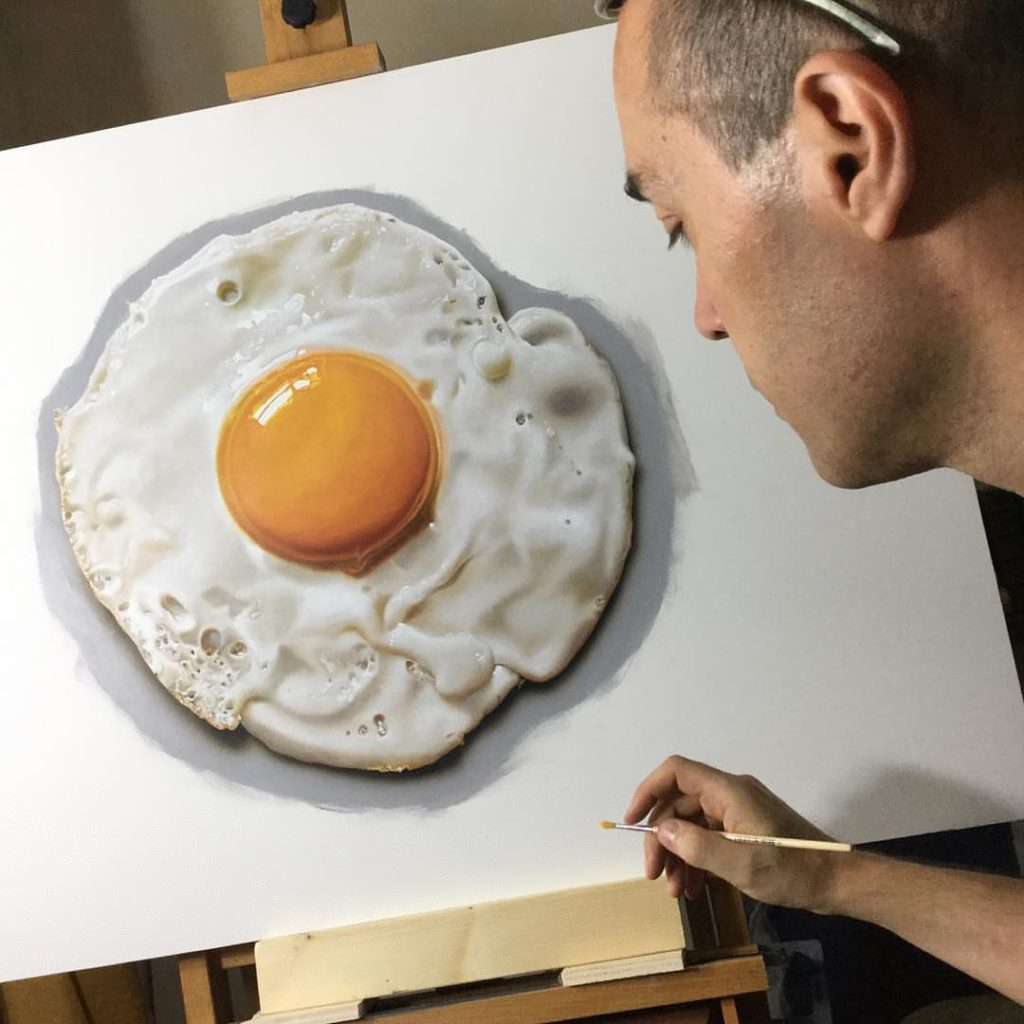 Egg by Marcello Barenghi