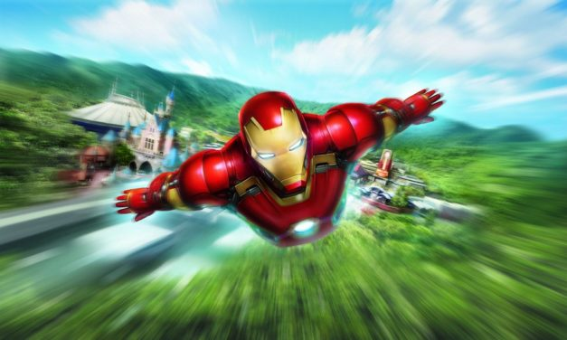 First Look at Iron Man Experience at Hong Kong Disneyland