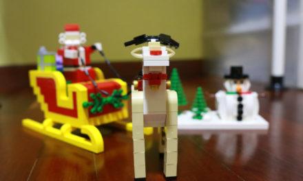 Ho-Ho-Ho! Build Your Own LEGO Christmas