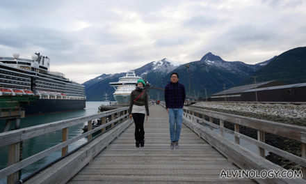 Packing for a cruise of the Alaskan seas with Princess Cruises