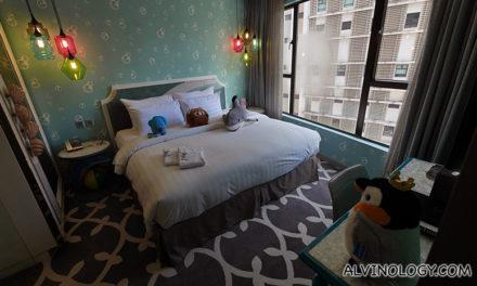 Staying at Dorsett Wanchai, Hong Kong (formerly Cosmopolitan Hotel Hong Kong)