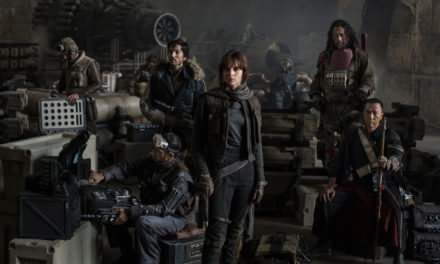 Advance Ticket Sales Now Open for Rogue One: A Star Wars Story