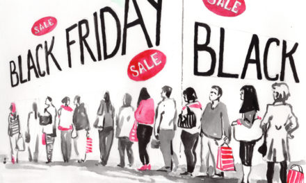 Post-President-Trump Therapy: Black Friday + Cyber Monday Shopping Spree