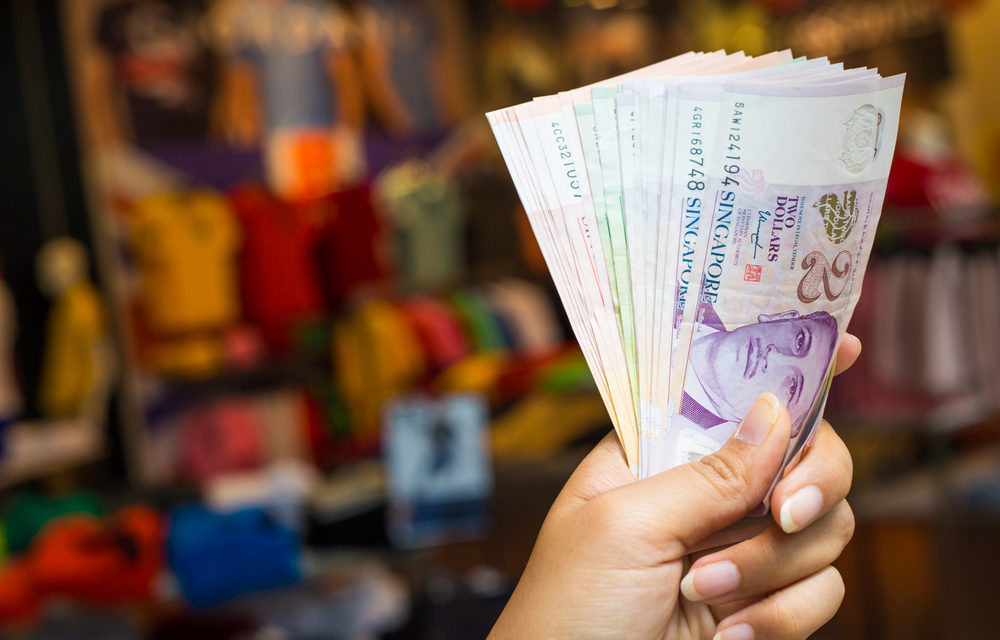 Working and Prospering in Singapore: A Dollar Here, a Dollar There!