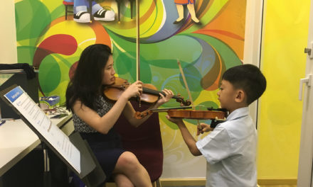[Promo code inside] The best place for a five-year-old to learn the violin