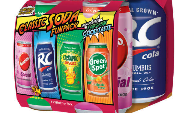 Are these drinks familiar to you – Green Spot, RC Cola, Kickapoo or Sinalco Special?