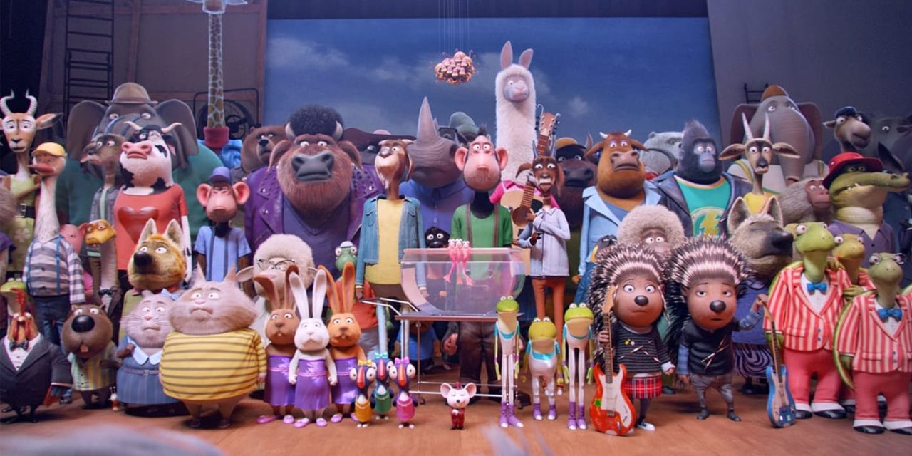 Five Reasons Why SING is the Perfect Film to End 2016 With