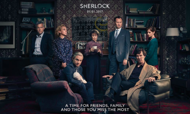​Sherlock Series 4 will be available on BBC Player from 2 Jan