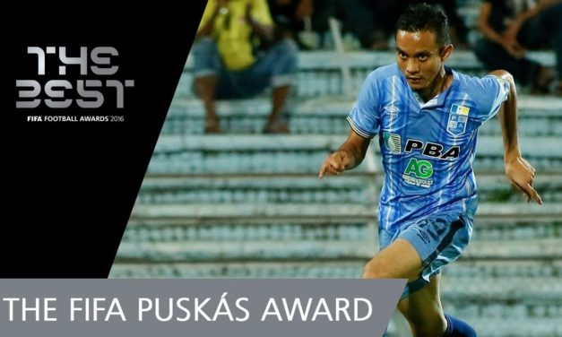 5 facts about Mohd Faiz Subri – the first Asian player to win a FIFA Puska Award for best goal
