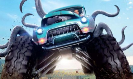 GIVEAWAY: Monster Trucks Movie Memorabilia Worth S$100