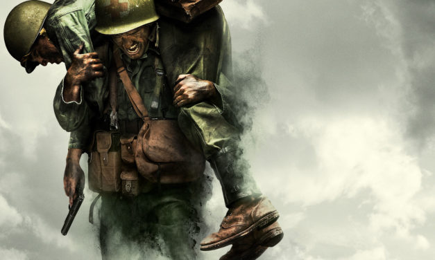 [Movie Review] Hacksaw Ridge (2017) – How do you participate in a war without bearing a gun?