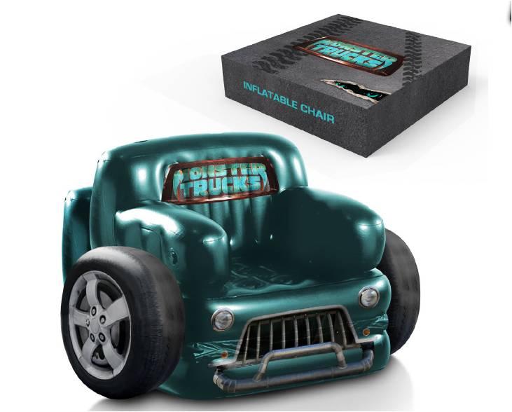 GIVEAWAY: Monster Trucks Movie Memorabilia Worth S$100 - Alvinology