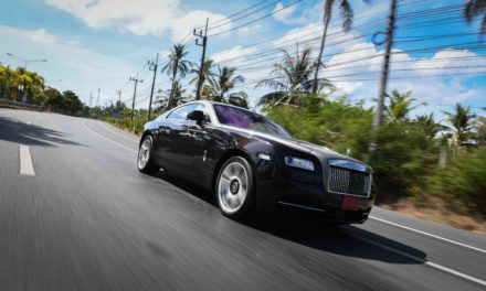 Now you can buy a Rolls-Royce direct in Phuket, Thailand