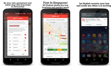 5 Mobile Apps To Prove That You Are A True Blue Singaporean