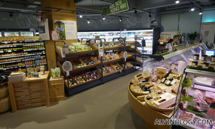 Mahota Commune: 20,000 sq ft Organic Supermarket Hidden in Jalan Besar