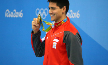 Record-Breaking Joseph Schooling On a Winning Streak as He Makes Waves in US