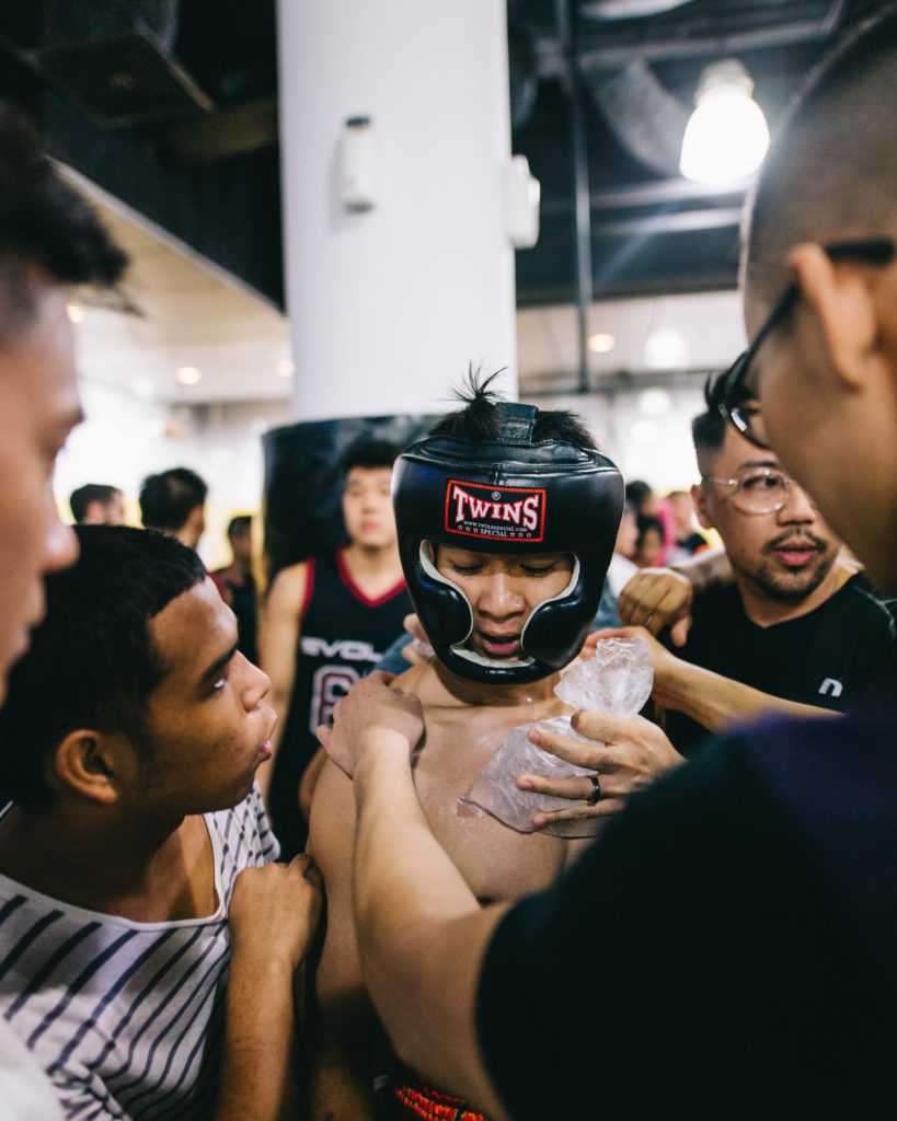 Interview with Maxi Lim: An Inspirational Tale of the Ah-Boy Now Turned Evolve MMA Kickboxer - Alvinology