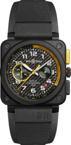 Bell & Ross Unveils New Timepiece at Renault Sport F1 Team New R.S.17 Car Livery Launch - Alvinology