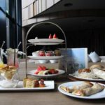 Afternoon Tea at the Crowne Plaza Changi Airport