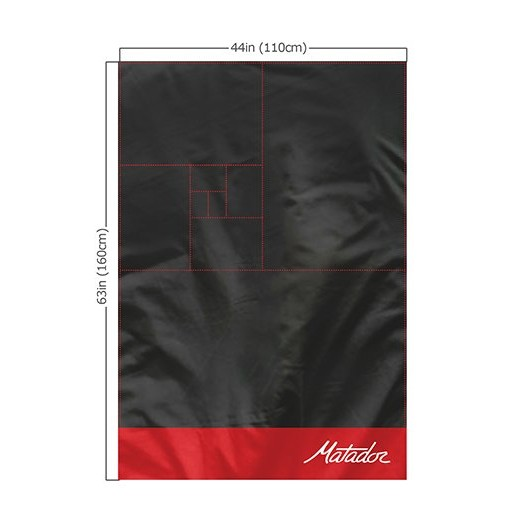 Matador Pocket Blanket - Alvinology