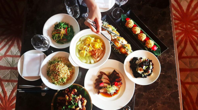 Lunch? Indulge in a Mid-day Retreat at VLV Restaurant