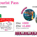 Hankyu and Hanshin Tourist Pass: Travel Around Japan on Less Than S$10