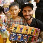 Meeting the Design Lead for LEGO BrickHeadz, Marcos Bessa
