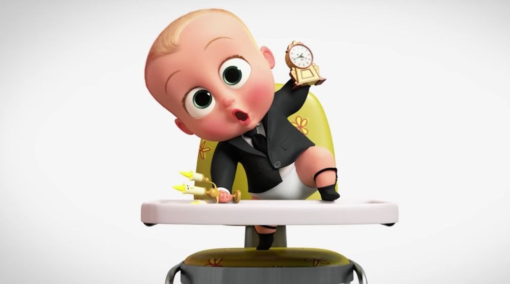 A Tale NOT As Old As Time – The Boss Baby takes on Beauty and the Beast