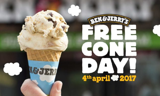 Ben & Jerry's Free Cone Day is Back Again Today