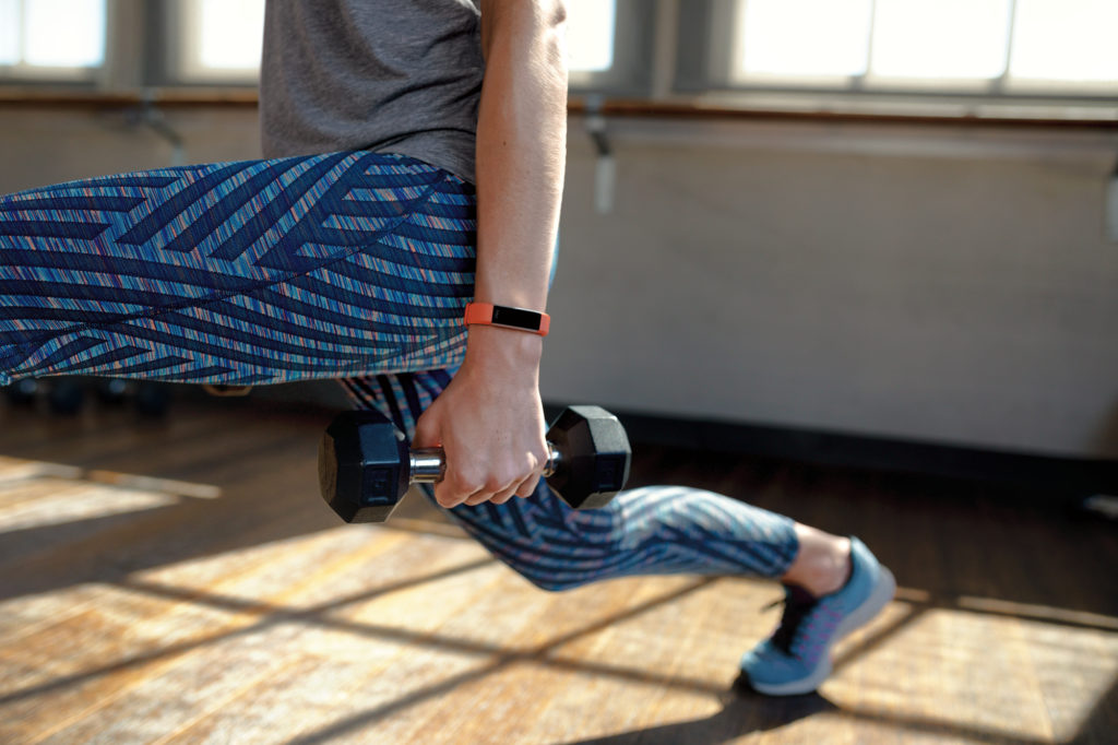 Fitbit Introduces World Slimmest Fitness Wristband with PurePulse Technology - Alvinology