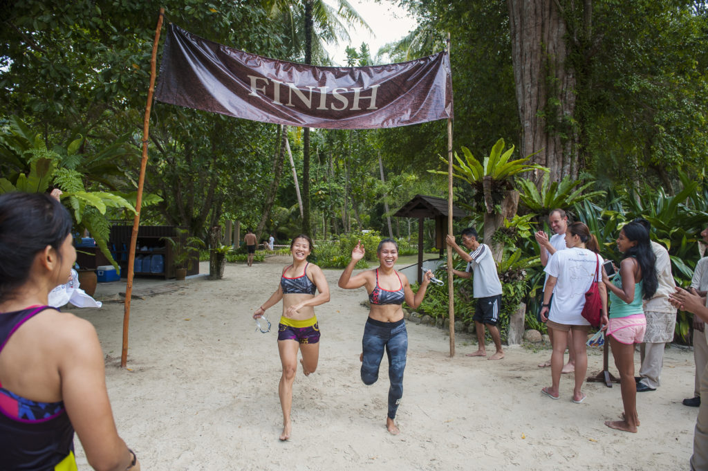 Stay Fit While On Vacation At a Private Island With The Chapman's Challenge - Alvinology