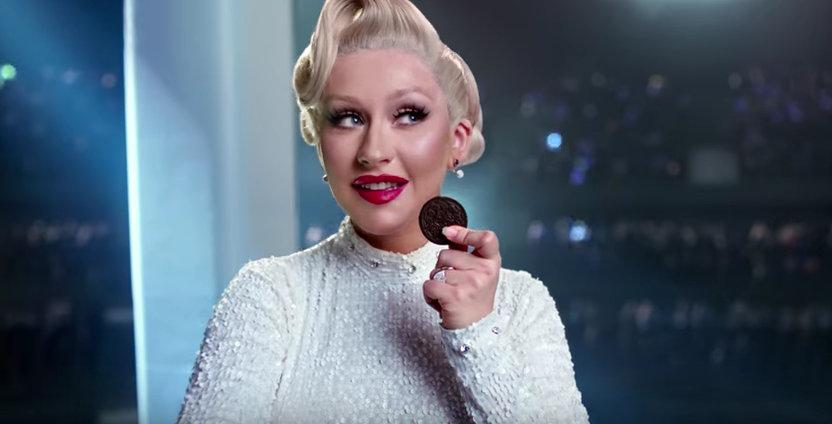 Fans Can Now Join the OREO Dunk Challenge to Dunk Up-Close with Christina Aguilera