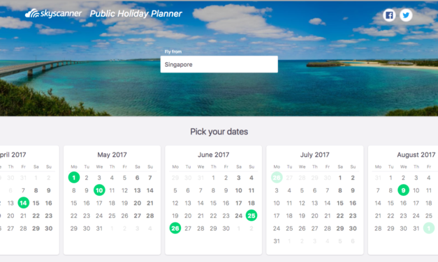 Skyscanner Shares the Cheapest Travel Destinations for Public Holidays in 2017