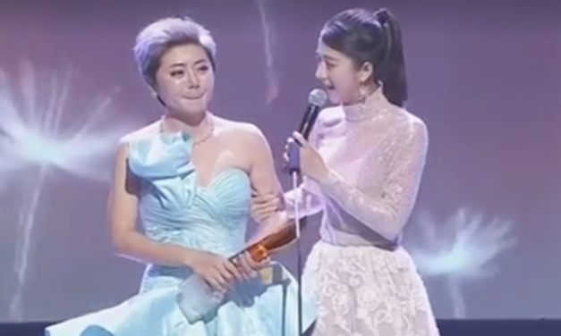 """Not a single dry eye in the room"" – Eleanor Lee's surprise song segment at Star Awards 2017 gets mercilessly trolled online"