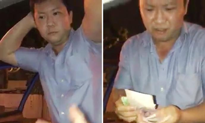 Boss of Yeo Keng Nam Chicken Rice said to be guy who belittled taxi driver with $20,000 cash, business gets trolled mercilessly - Alvinology