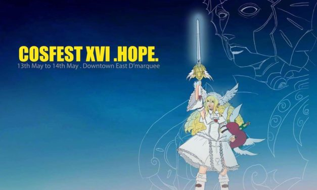 COSFEST XVI: HOPE – coming on 13 and 14 May at Downtown East