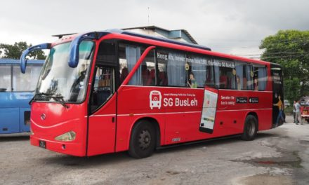 Snap A Photo Of This Bus And Win Award-Winning Bus App Ad-Free Lifetime!