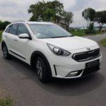 Test Driving the Kia Niro hybrid utility vehicle for Singapore roads