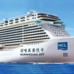 New Mega Cruise Ship Norwegian Joy Makes Inaugural Voyage to Singapore