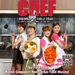 CHEF: Bibimbap vs Chilli Crab feat. Hayley and Jayley Woo Debuts at Resorts World Sentosa Singapore This June