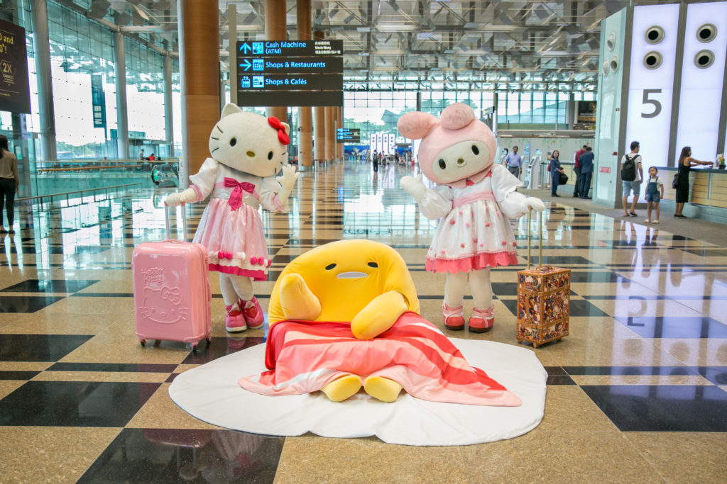 Super Kawaii Hello Kitty & Friends From Sanrio Are Coming To Changi Airport This June Holidays - Alvinology