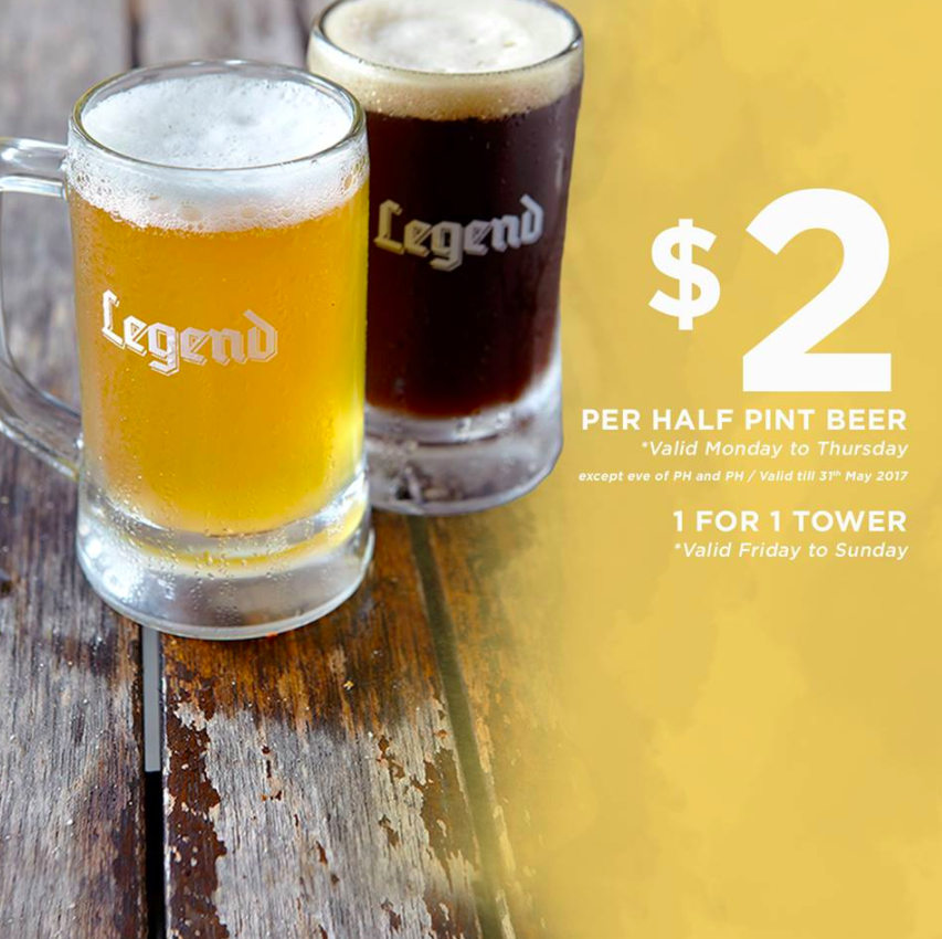 You May Not Believe It But Beer Is Legit Only $2 At This Hipster Cafe-Kopitiam - Alvinology
