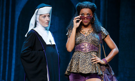 SISTER ACT Takes Us to Heaven With Show-Stopping Performances Amidst Much Laughter