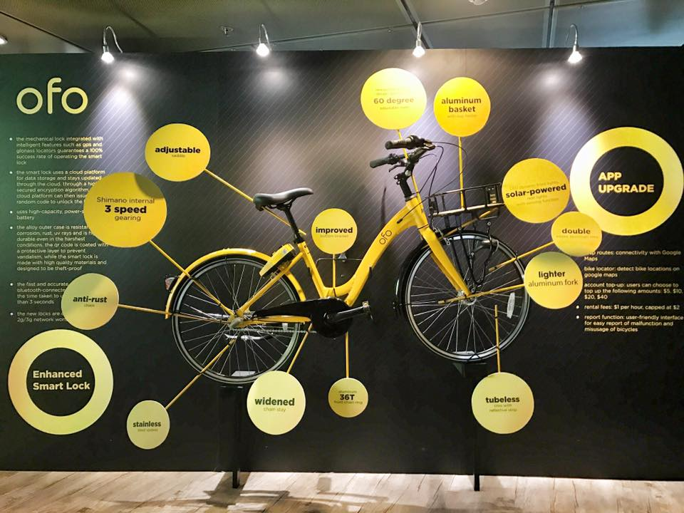 No more free rides. ofo bike company introduces deposit fee and rental charges - Alvinology