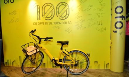 No more free rides. ofo bike company introduces deposit fee and rental charges