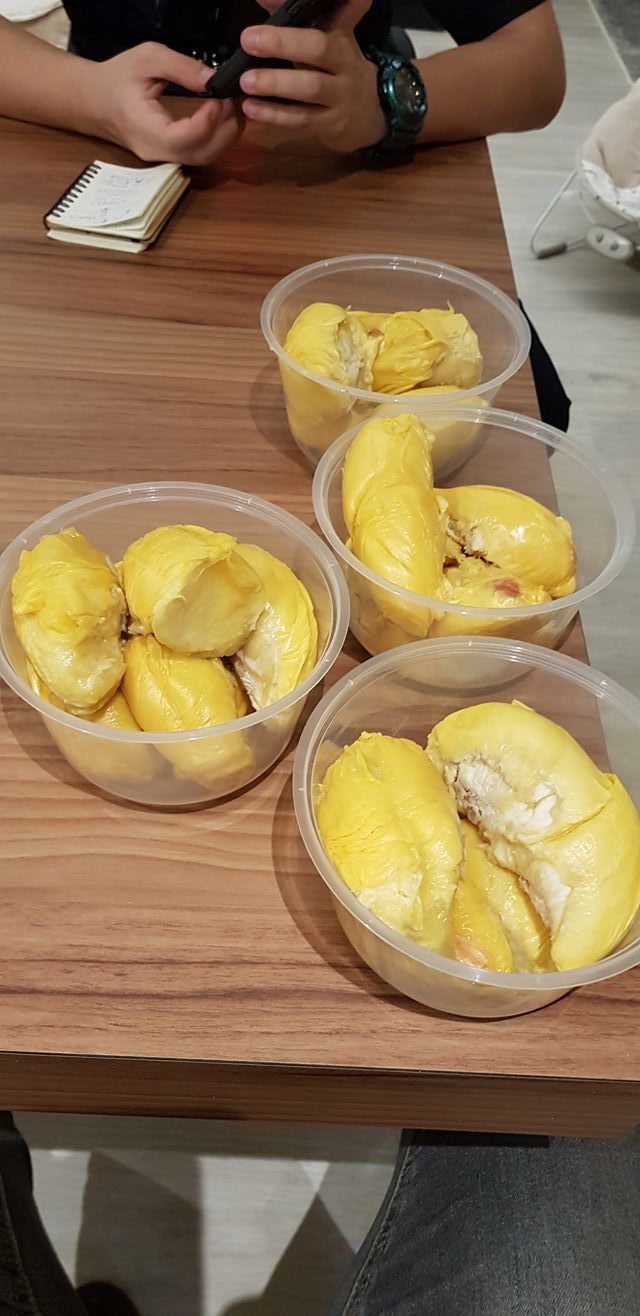 $385 for 23kg worth of durians - Netizen Eugene Lau warns others of random door-to-door durian sellers - Alvinology