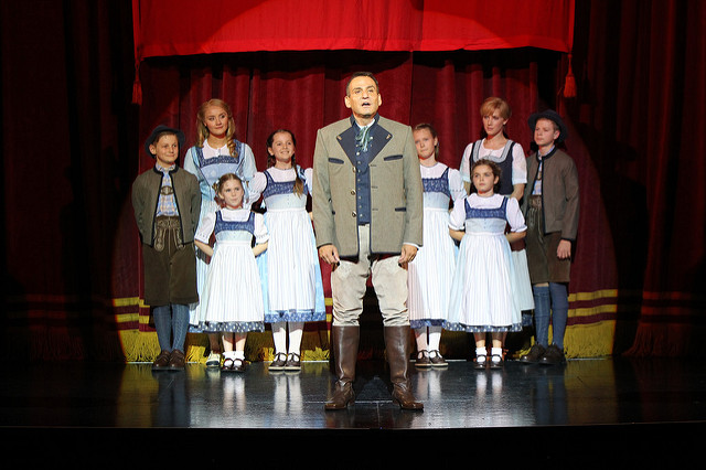 Broadway musical The Sound of Music returns November, search now on for 18 children to be part of show