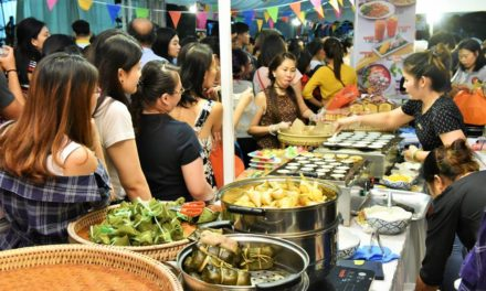 Thai Festival 2017 happening at Royal Thai Embassy in Singapore