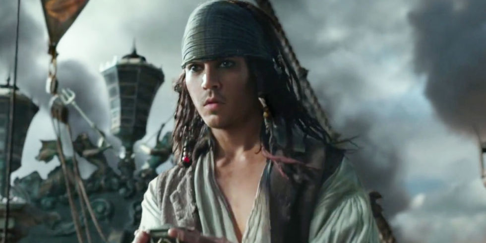 Watching Pirates of the Caribbean: Salazar's Revenge is like a fun reunion - Alvinology
